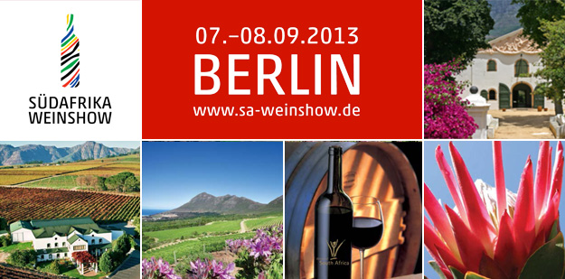 Südafrika Weinshow 2013, Berlin