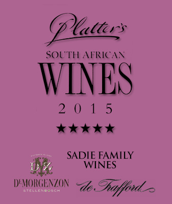 Platter's South african wine guide 2015