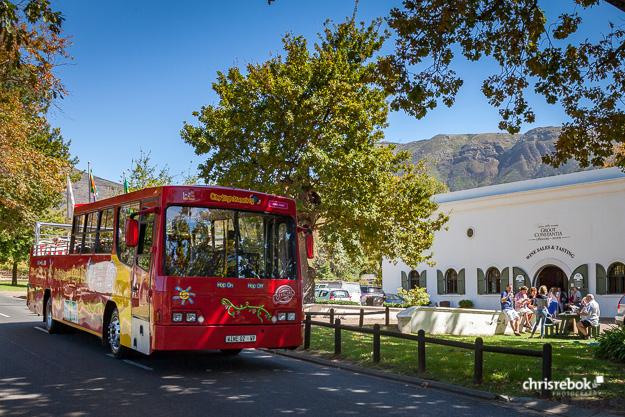 Kapstadts günstigste Sightseeing-/Weintour