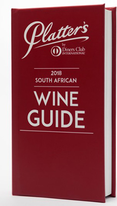 John Platter's South African Wines 2018 Guide