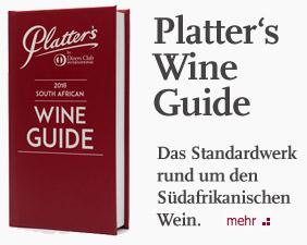 Platter's Wineguide 2018 – Das Standardwerk rund um den Südafrikanischen Wein