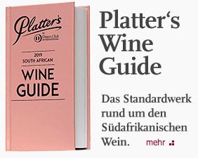 Platter's Wineguide 2019 – Das Standardwerk rund um den Südafrikanischen Wein