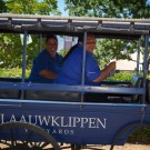 Blaauwklippen Vineyards at Stellenbosch Harvest Parade