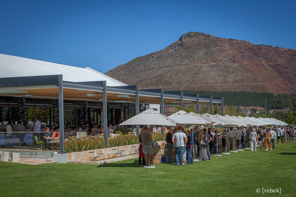 Franschhoek Summer Wines at Leopards Leap