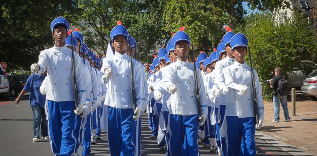 Stellenbosch Harvest Parade 2013