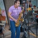 Live music at Stellenbosch Street Soireé