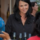 Yolandi Carstens of Brampton Wines at Stellenbosch Street Soireé