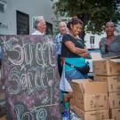 Tamzin Isaacs of Stellenbosch Wine Routes at Stellenbosch Street Soirreé