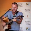 Ard Mathews at Stellenbosch Wine Festival Wine Expo 2013