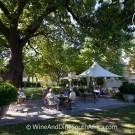 Breakfast at Grande Provence Harvest Festival 2012 #6845