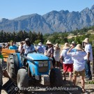 Vineyard tour at Grande Provence Harvest Festival 2012 #6894
