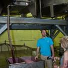 Cellar Tour at Grande Provence Harvest Festival 2012 #7022
