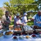 Lunch at Grande Provence Harvest Festival 2012 #7116
