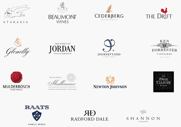 PIWOSA members (Premium Independent Wineries of South Africa)