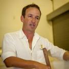 Winemaker Wikus Pretorius of Dombeya / Haskell, Stellenbosch