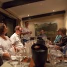 Vertical Chardonnay tasting at Dombeya / Haskell, Stellenbosch