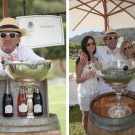 Nick Davies (Morena) at Franschhoek Summer Wines Festival at Leopard's Leap