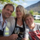 Colmant at Franschhoek Summer Wines Festival at Leopard's Leap