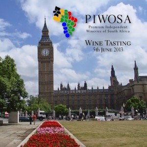 PIWOSA wine tasting in London