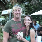 Donovan Rall (Rall Wines) at Swartland Revolution Street Party