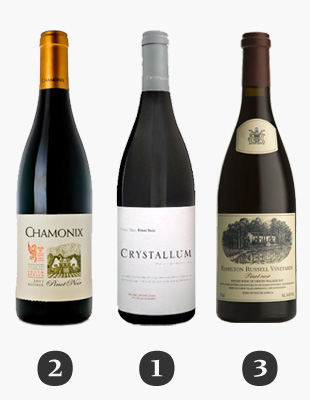 TOP 13 South African Pinot Noir