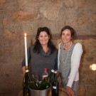 Left: Norah Hudson, Rivendell Wines
