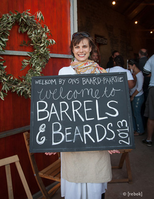 Barrels & Beards Harvest Celebration