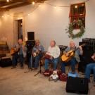 Stoepsitters a local sakkie-sakkie band