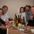 The Judges: Maggie Follett, Neil Pendock, David Donde, Rachel Robinson