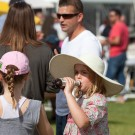 Young connoisseurs at Constantia Food and Wine Festival