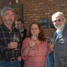 Philip van Zyl, John & Lynne Ford