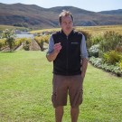 Jean Claude Martin winemakter and co-owner of Creation Wines