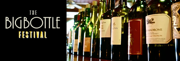 The Big Bottle Festival at Cellars-Hohenort Hotel in Constantia
