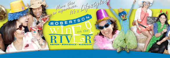 Robertson Wine on the River