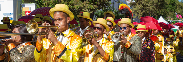 Stellenbosch Harvest Parade