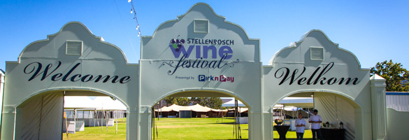 Stellenbosch Wine Festival Wine Expo 2014