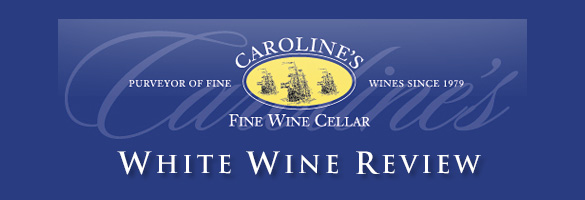 Carolines White Wine Review