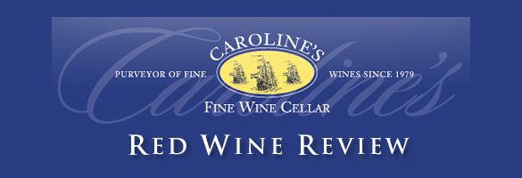 Carolines Red Wine Review