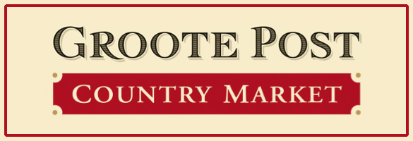 Groote Post Country Market