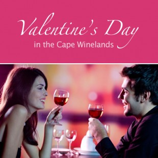 Valentine's Day Specials in the Cape Winelands