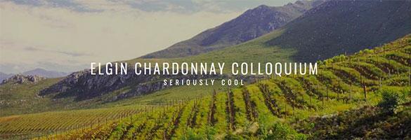 Elgin Chardonnay Colloquium
