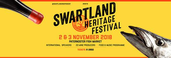 Swartland Independent Heritage Festival 2018
